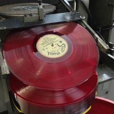 Red Vinyl!!!