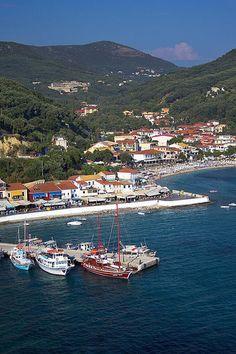 Greece Epirus - Parga