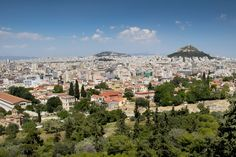Lycabettus hill - Athens Greece