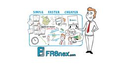 FR8nex (@Fr8nex) - Toronto, Ont: we're on a mission to liberate small to mid-size businesses from the dark ages of manual freight management tasks. We're a cloud-based product that allows manufacturers to book, track and receive freight at cost, through a simple, easy-to-use website. We're a young, quickly growing group of freight and tech wizards. Fr8nex was recently selected as one of Canada's top startups by C100 in San Francisco! Cloud Based, Dark Ages, Business Website, Wizards, Startups, Toronto, Manual, San Francisco, Track