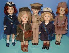 Military dolls