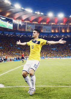 James Rodriguez | Colombia