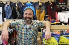 The outdoor outfitter Gear To Go will move into Palma Chemist's space this spring.