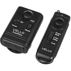 Vello Remote Shutter for Nikon D600