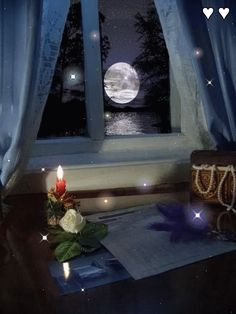 Good night sister and all, sweet dreams,God bless★♥★. Good Morning Good Night, Night Time, Beautiful Moon, Beautiful Images, Sun Moon, Stars And Moon, Double Exposition, Good Night Sweet Dreams, Nighty Night