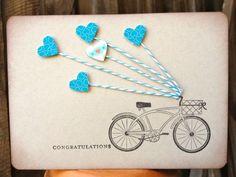Bicycle balloons
