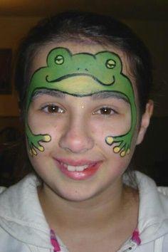 Frog and the princess