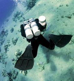 How deep can I tech dive