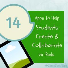 The iPad is so much more than a content consumption device! This year turn your students into creators using these fantastic iPad apps.