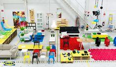 Klassische Designsprache – ins Heute übersetzt    Die Vergangenheit hat etwas, dem wir nicht widerstehen können. Um die neue IKEA PS 2012 Kollektion zu gestalten, wurden die IKEA-Designer aufgefordert, sich von den letzten 60 Jahren IKEA Design inspirieren zulassen. Sie sollten nicht einfach die Designsprache übernehmen, sonde