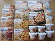 Sponsored 19 Nutrisystem Dinner Lunch Meals Expiration 2020 2021