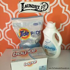Laundry Care with P&G Free and Gentle P&G Free & Gentle Laundry Products For Sensitive Skin #SecondSkincare #IC #AD