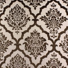 Caravasso 2 - Polyester - Viscose - dark brown