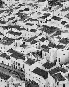 Casares, Malaga, 1967