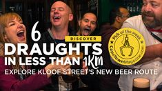 Go on a boozy adventure through trendy Kloof Street and discover some brews you didn't know existed, beers you've maybe tried before and one helluva good evening on 15 August 2019 from 7pm (plus every third Thursday of the month).