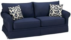 Klaussner - Grove Park - Full Sleeper Sofa - Sleepers and Sleep Sofas at Jordan's Furniture in MA, NH, RI