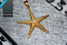 Freshwater Pearl Sea Star Fish Sterling Silver Gold plated Pendant Jewelry Unisex Marine Hope Freedom Greek Summer Greece Seestern Starfish #seastar #sea #star #seastern #starfish #necklace #jewelry #silver #jewellery #gift #woman #moda #joyas #mujer #pendant #collection #gifts #holidays #best #idea #men #dream #memories #παιδι #μενταγιον #ασημι #γυναικα #δωρο #μητερα #αντρας #αστεριας #θαλλασα #καλοκαιρι #nature #inspiration #free #delivery #shipping #lakasaeshop