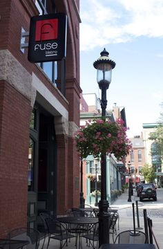 Fuse Bistro Lowell Massachusetts