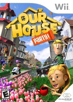 Our House Party  Nintendo Wii * Check out this great product.Note:It is affiliate link to Amazon.