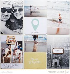 Double Scoop Reveal - Get Yours Now! - Allison Waken - All for the Memories Inspiration Boards, Life Inspiration, Project Life, Page Layout, Layouts, Pocket Scrapbooking, Perfect Love, Sorting, Mindful