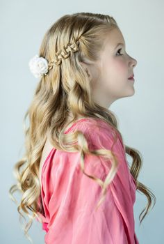 Flower Girl Hairstyles    Use HELLOGMJ15 to get 15% off and Free Shipping in the continental US today at http://www.gmjbeauty.com/  Licensed hair stylist? Contact us today to get 35% off when you email us a copy of your license today.