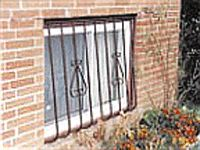 Decorative Window Bars Model : Spanish Http://www.glassessential.com/