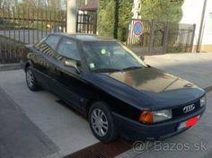 Predám za symbolicku sumu Audi 80 B3 1.6TD, ek stk platná - 1