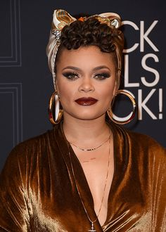Andra Day at Black Girls Rock! 2016 | allure.com