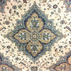Cyrus Classic Navy Discount Designer Fabric
