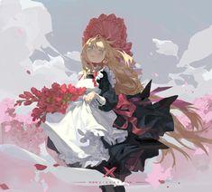 Fantasy Art: 学员作业选登 by Star Academy Art And Illustration, Character Illustration, Pretty Art, Cute Art, Character Inspiration, Character Art, Manga Art, Anime Art, Star Academy