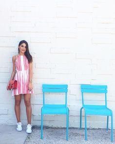 MODA - VESTIDO E SAIAS + TÊNIS - Juliana Parisi - Blog