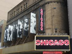 Chicago, The Broadway Musical EXCELLENT!!!!