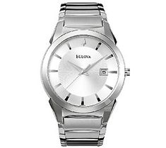8f4e09e69 59 Best Bulova images | Jewelry watches, Men's watches, Bulova mens ...
