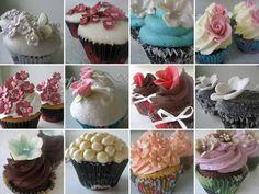 gorgeous assortment of cupcake