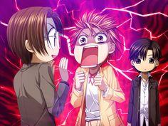Yashiro, Kyoko, Ren