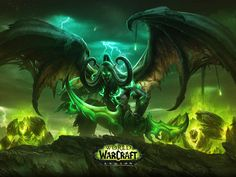 Blizzard sets World of Warcraft Legion Pre-launch Demon Hunters in Motion