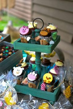 Antique Vintage Farm Party via Kara's Party Ideas | Kara'sPartyIdeas.com #Barnyard #PartyIdeas #Supplies (32)