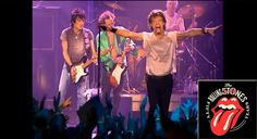 The Rolling Stones - That's How Strong My Love Is ~ Damn Mick, that was awesome!!!
