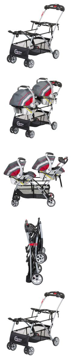 baby trend universal double snap n go stroller frame the new baby trend