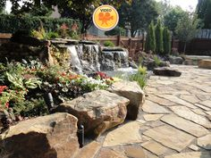 Want a water feature without the cost or liability concerns of a pond? The pondless waterfall is among the hottest items in landscaping. It's just what it claims to be – a waterfall or stream without the pond. The cascading water simply vanishes among the rocks into an underground reservoir where it is pumped back …