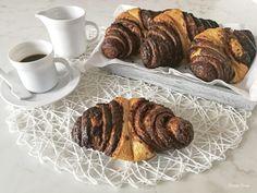 CORNETTI VORTICE DI SFOGLIA Nutella, Bread, Crepes, Breads, Bakeries