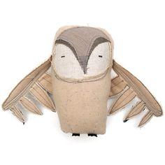 linen owl