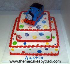 thomas the train cakes - Google Search