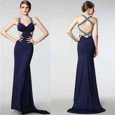 Unique Silver Gray Sequin Halter Formal Evening Gowns Occasion ...