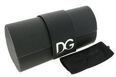 b75f0c4fb2 Dolce   Gabbana D G Large Sunglasses Case + Lense Cloth Boxed Set – Todays  Shopping
