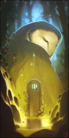 *Forest Spirit by Gaudi Buendia http://www.facebook.com/ComicsFantasy & http://www.facebook.com/groups/ArtandStuff