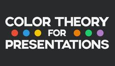 Psychology : Color Theory for Presentations: How to Choose the Perfect Colors for Your Design