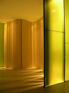 Architect Day: John Wardle Architects John Wardle, Light Shades, Joinery, Architects, Architecture Design, Furniture Design, Table Lamp, Interiors, Curtains