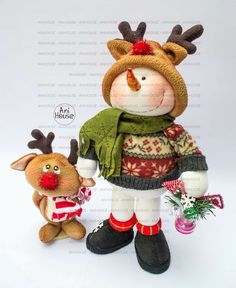 Xmas Crafts, Crafts To Make, Fun Crafts, Crafts For Kids, Christmas Fabric, Christmas Time, Felt Applique, Fabric Decor, Snowman