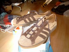Adidas Tramp vintage Don't be fooled by the name!